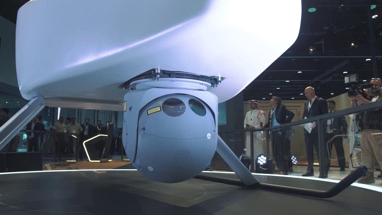 مراجعة فنية للطائرة الإماراتية بدون طيار EDGE ADASI Garmoosha