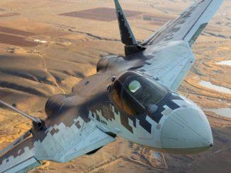 هل يمكن لمقاتلة Su-57 التغلب على F-35 ؟