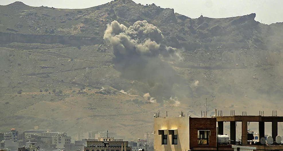 """اعتراض صاروخ أطلقه """"أنصار الله"""" تجاه الرياض"""