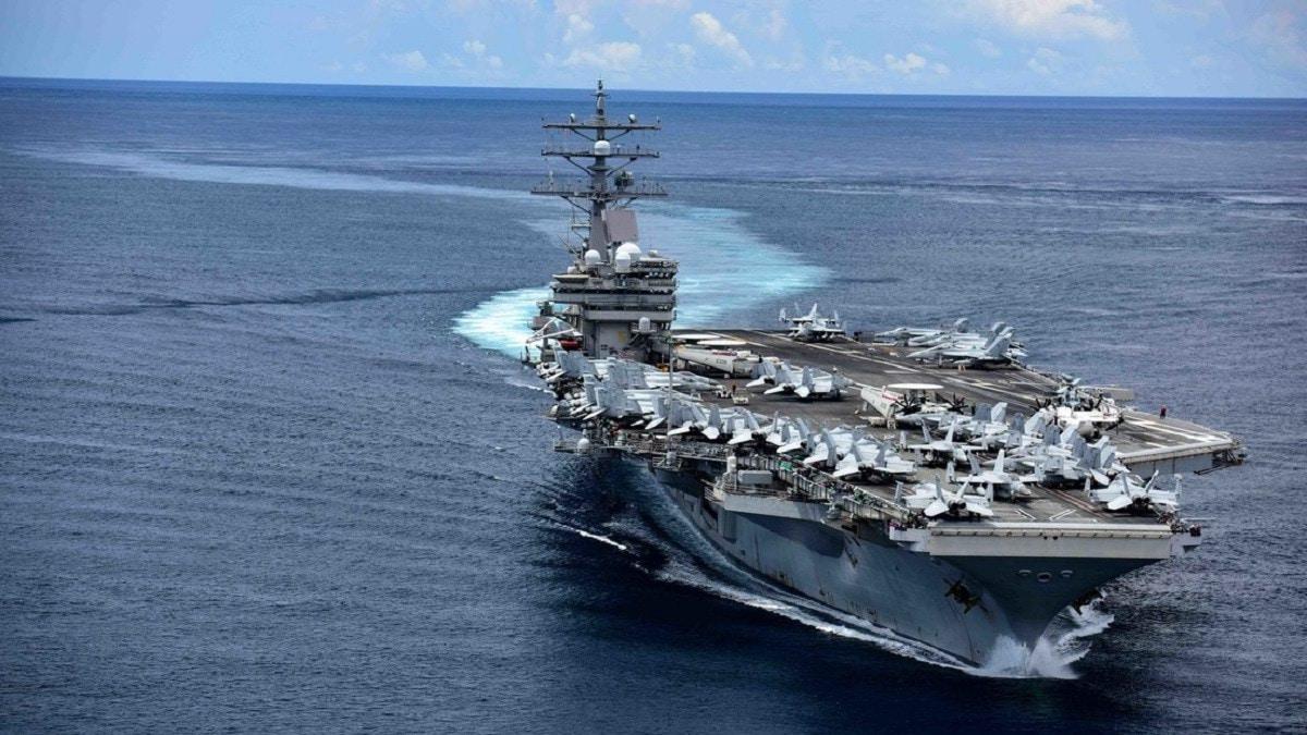 بعد إستيائها من الوجود الأمريكي..الصين تجري تدريبات عسكرية في بحر الصين الجنوبي