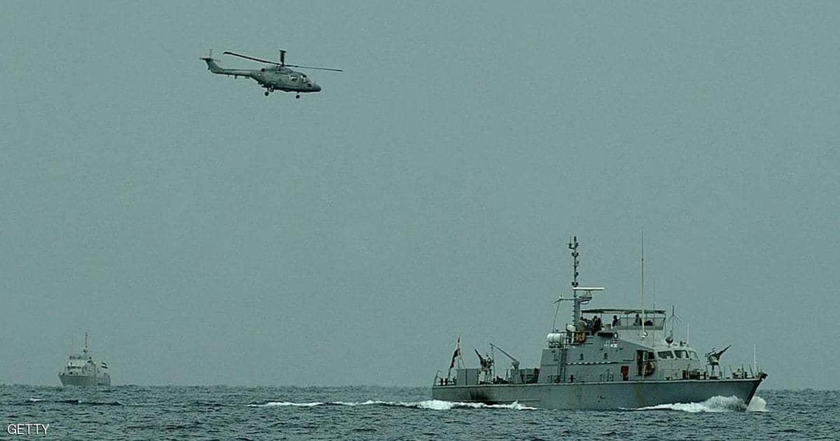 """تدريب بحري """"عابر"""" في المتوسط بين اليونان ومصر"""
