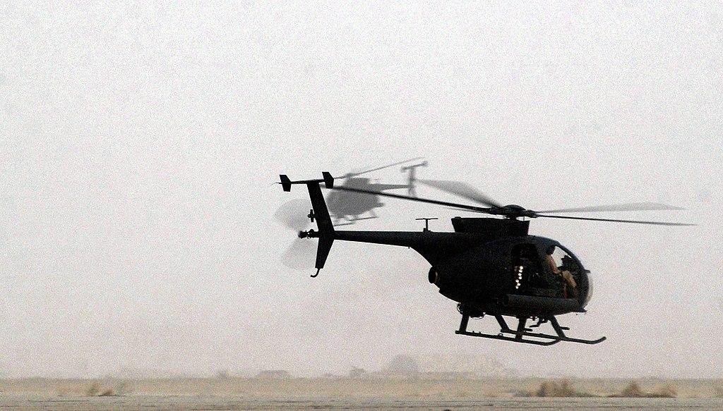 بوينغ إم إتش-6 ليتل بيرد  ..مروحية حربية خفيفة
