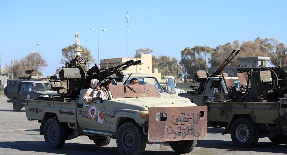 قوات حكومة الوفاق ترفض الانسحاب من طريق سرت- مصراتة