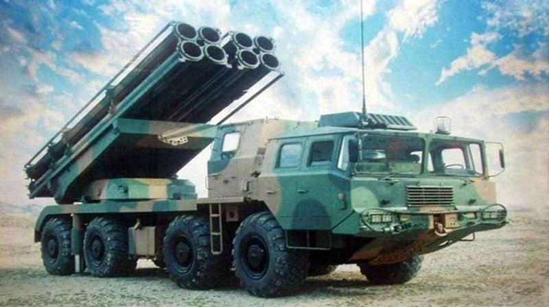 نظام الصواريخ الصيني PHL03A بعيد المدى يدمر أهدافا متحركة بدقة عالية
