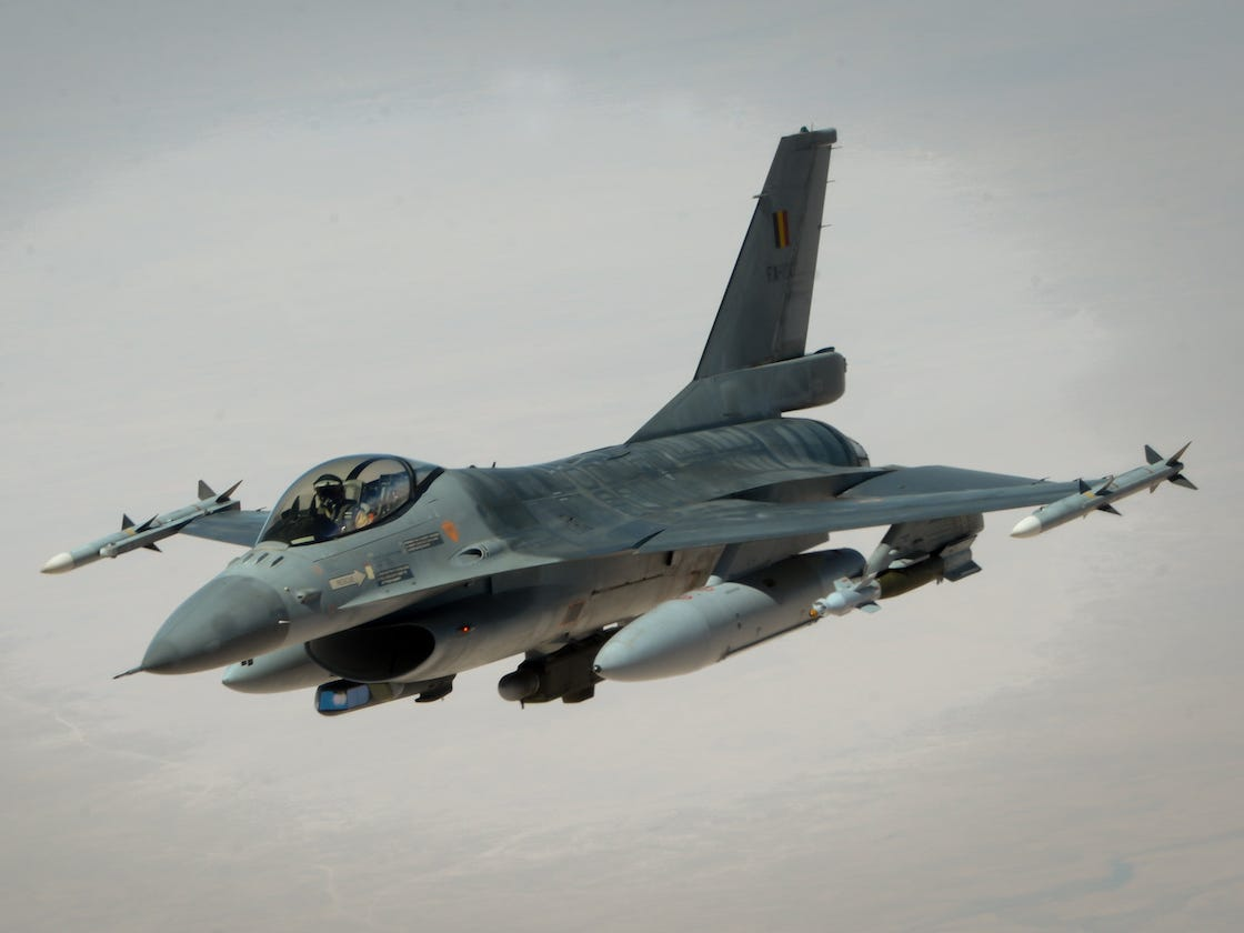 نظرا لمميزاتها الفريدة..سلاح الجو الأمريكي يناقش بجدية طلب F-16