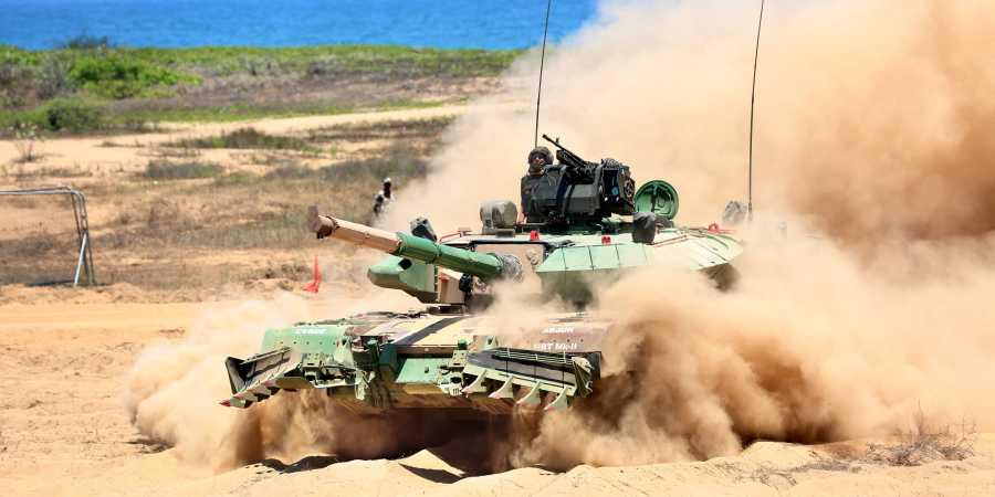 الجيش الهندي يشتري 118 دبابة قتال رئيسية محلية الصنع من طراز Arjun Mk-1A