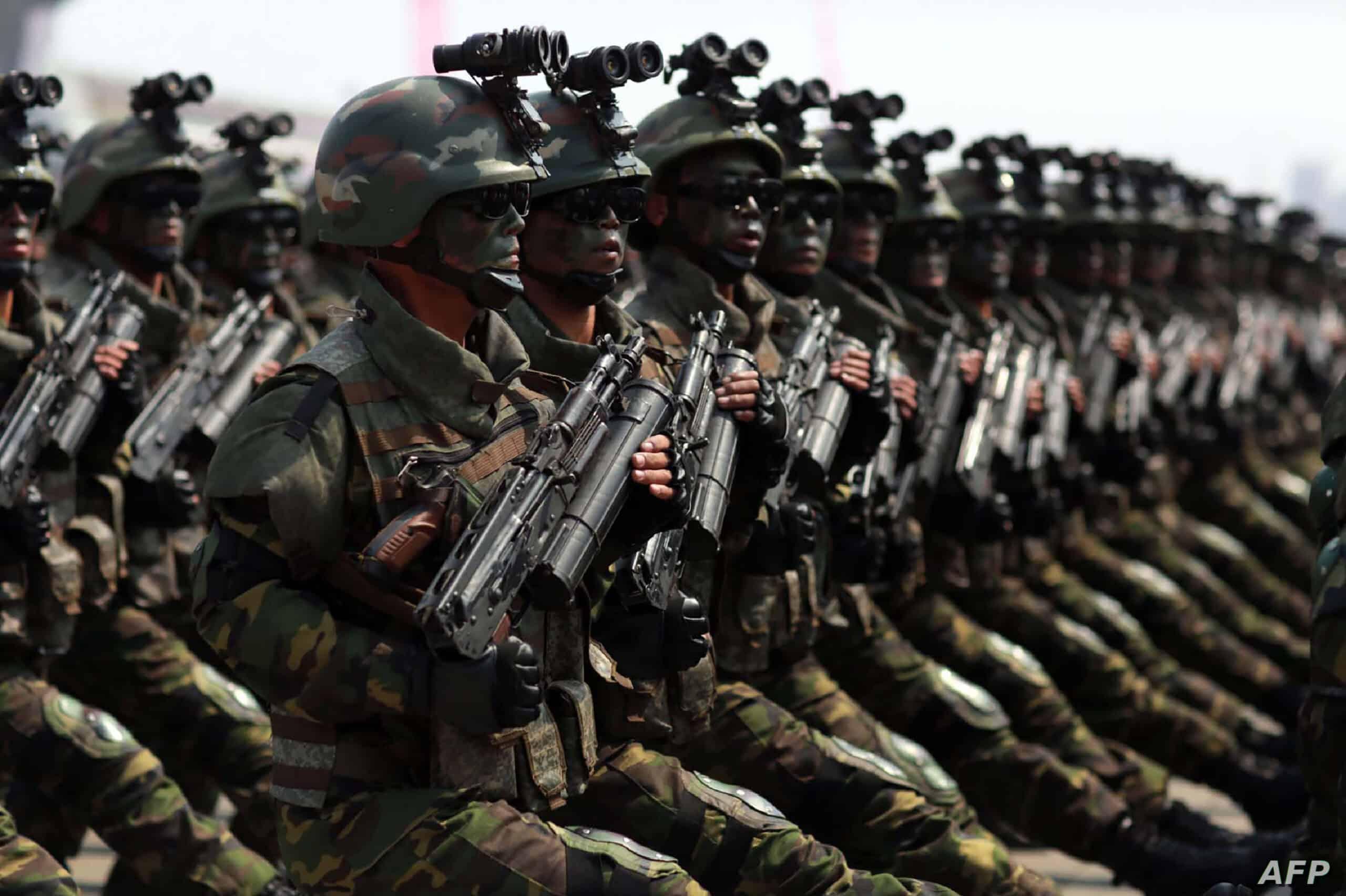 """بندقية """"تايب 88"""" النسخة الكورية الشمالية من بندقية كلاشينكوف الروسية"""