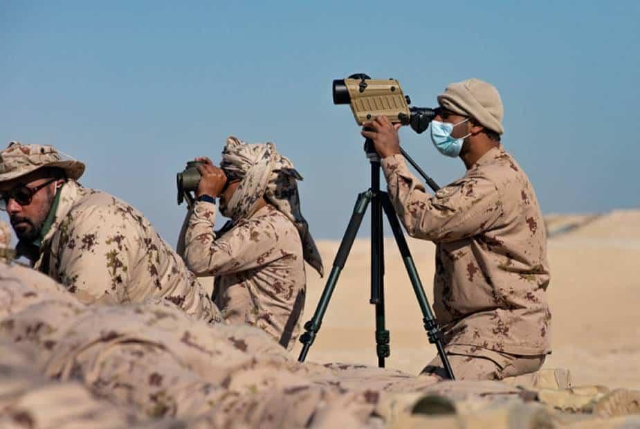 القوات المسلحة الإماراتية ومشاة البحرية الأمريكية يكملون التدريب الدفاعي في الإمارات