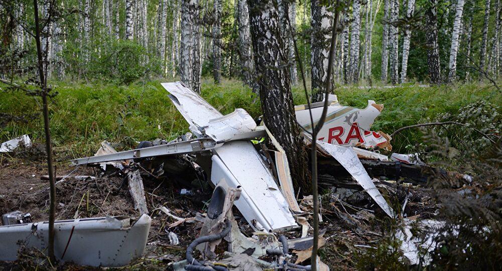 تحطم طائرة عسكرية مكسيكية توقع 6 قتلى