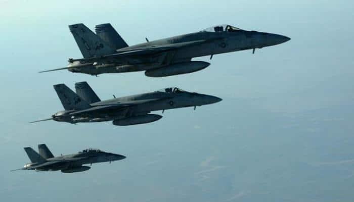 أول ضربة عسكرية في عهد بايدن..مقاتلات أمريكية تستهدف قوات تابعة لإيران في سوريا