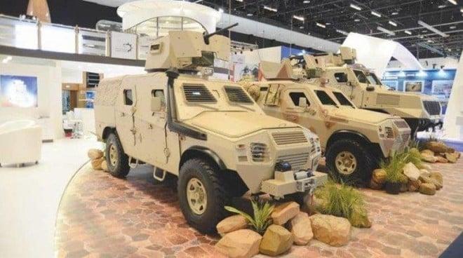 السعودية تستثمر أكثر من 20 مليار دولار في الصناعات العسكرية.