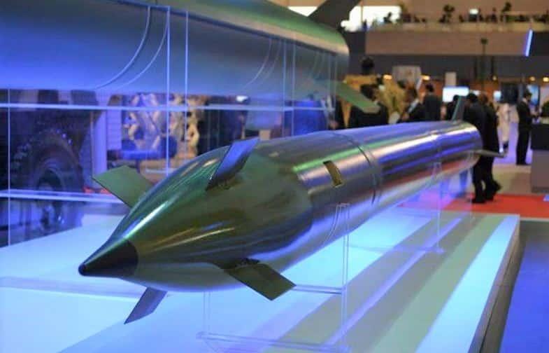 شركة روكيتسان التركية تزيد من قوة صاروخ كابلان TRG-300