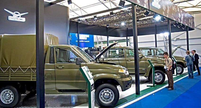 الجيش الروسي يشتري المزيد من سيارات الدفع الرباعي الصينية هافال H9