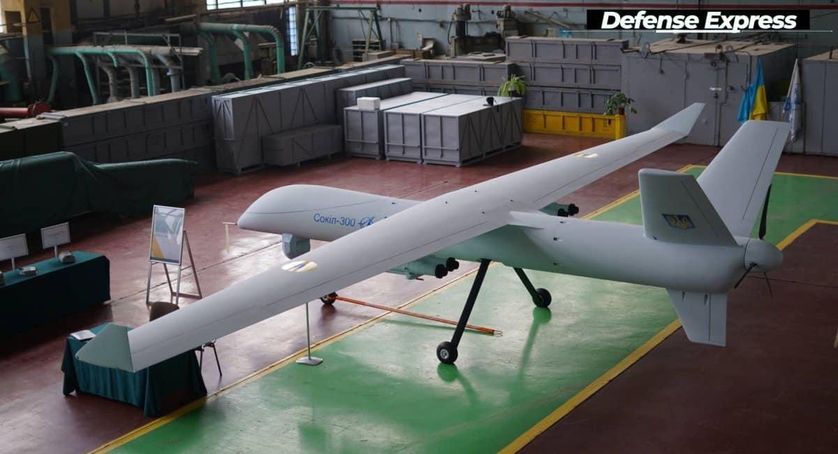 طائرة بدون طيار قتالية أوكرانية جديدة تظهر لأول مرة دوليًا في آيدكس 2021