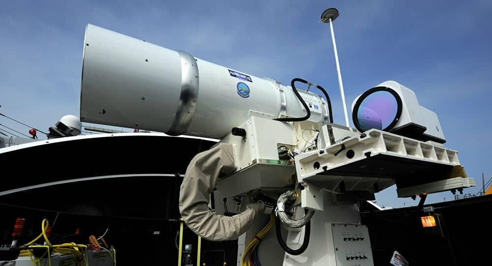 الجيش الأمريكي يطور أقوى سلاح ليزر في التاريخ لتبخير الأهداف