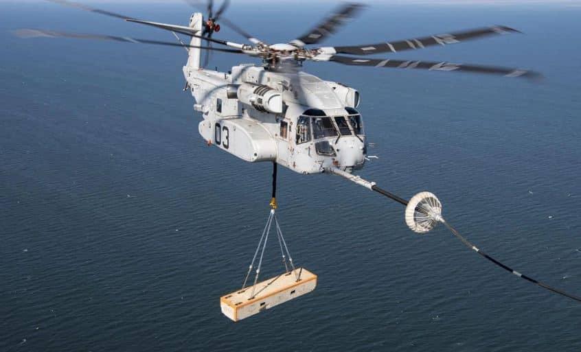 الجيش الإسرائيلي يختار طائرة CH-53K King Stallion كطائرة هليكوبتر نقل جديدة