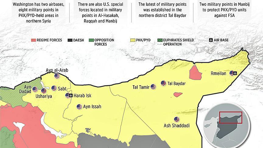 الجيش الأمريكي ينقل جنوداً وأسلحة ومعدات عبر حوامات من العراق إلى سوريا