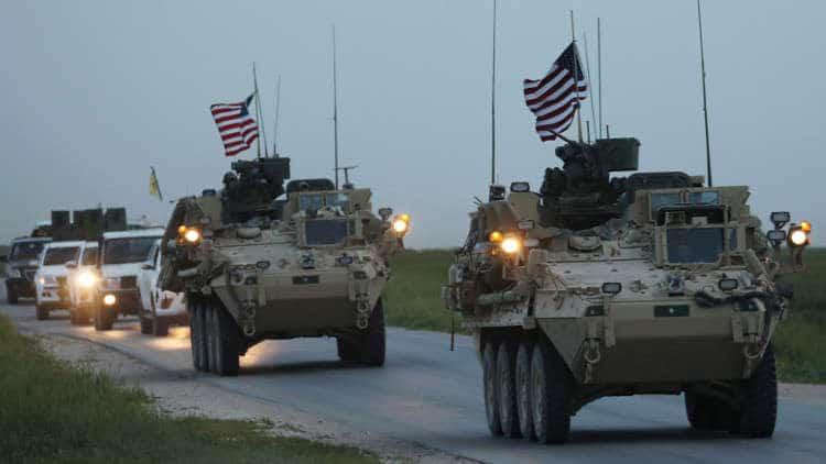تبدل إستراتيجي ..الجيش الأمريكي يرفع الحماية عن النفط السوري !!