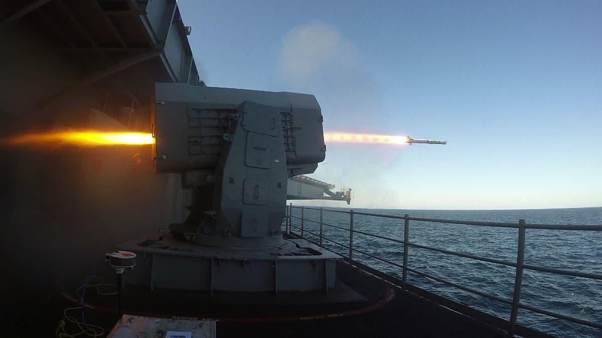 """أمريكا توافق على صفقة صواريخ الـ """"رام""""مع مصر ورسائل الصفقة متعددة"""