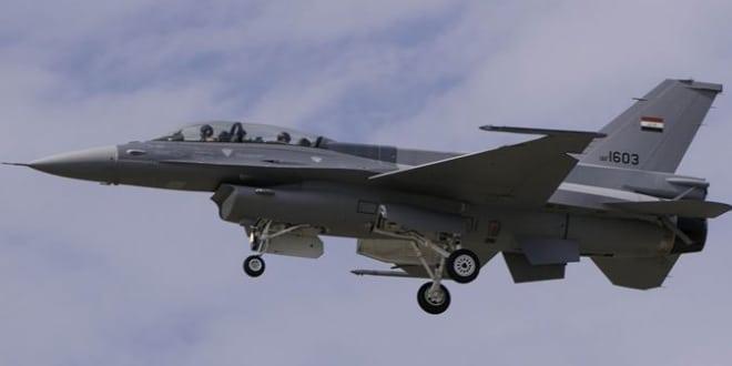 الأسطول المصري من طائرات إف-16