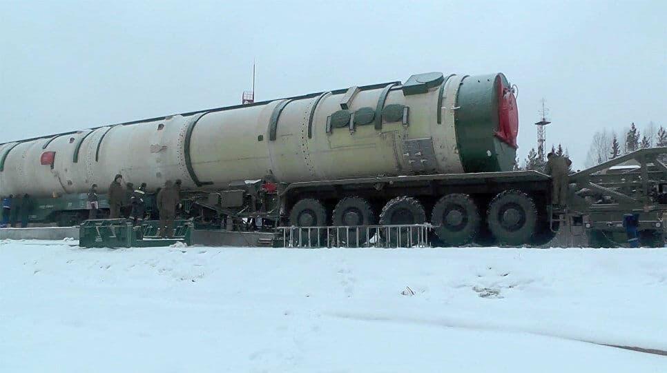 صاروخ روسي مرعب ما أن يغادر قواعده الأرضية فلن يستطيع أحد إيقافه!!