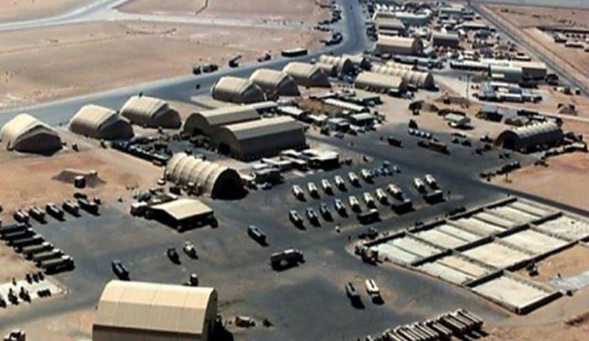 قاعدة عين الأسد غربي العراق تتعرض لهجوم صاروخي