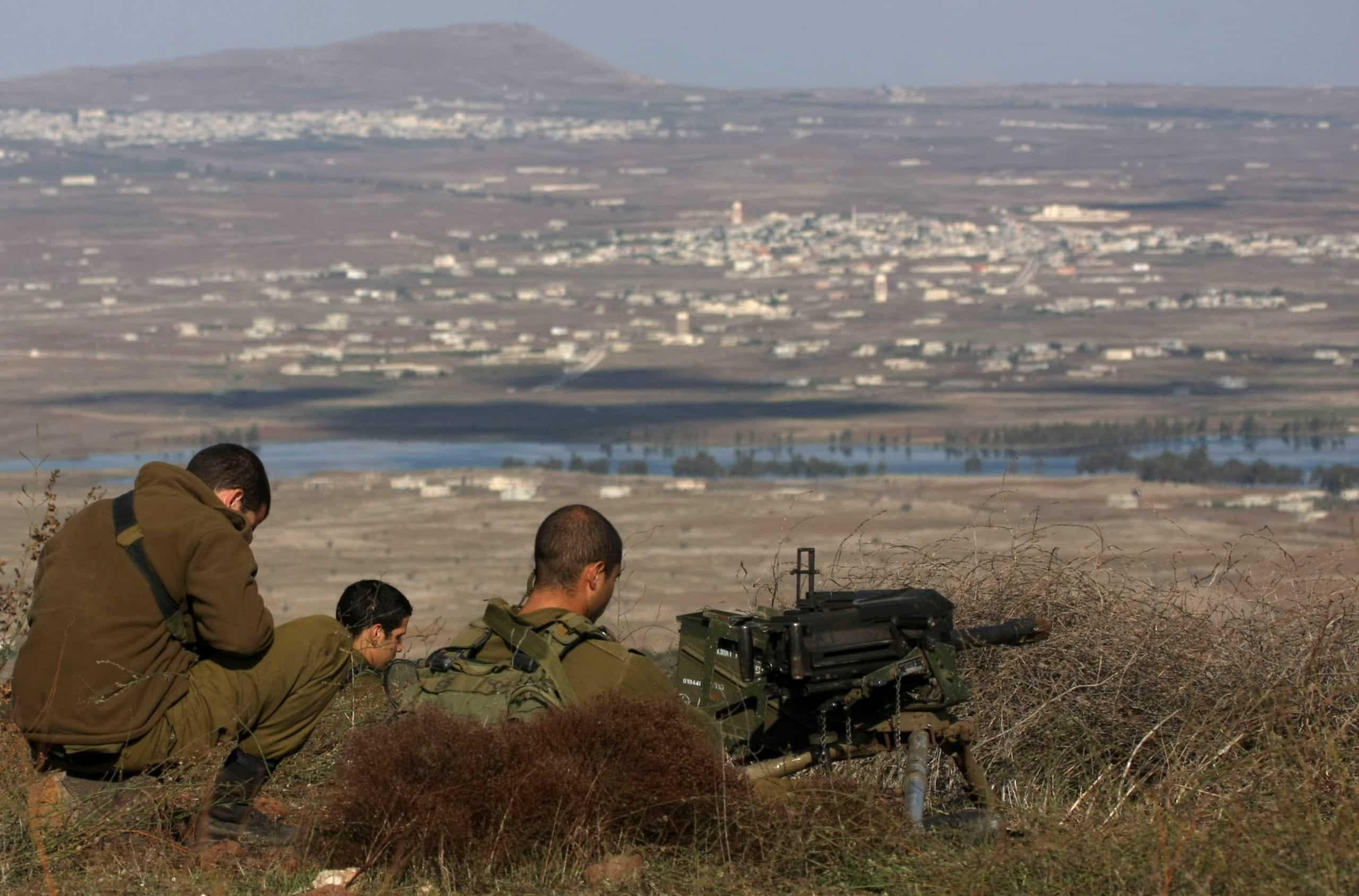 تعرف على الخطوط السبع الحمراء الإسرائيلية في سوريا