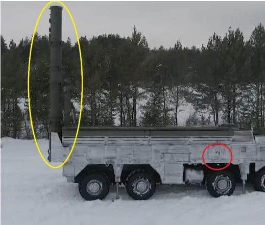 روسيا تنشر أنظمة إسكندر بصواريخ طويلة المدى على الحدود الأوكرانية