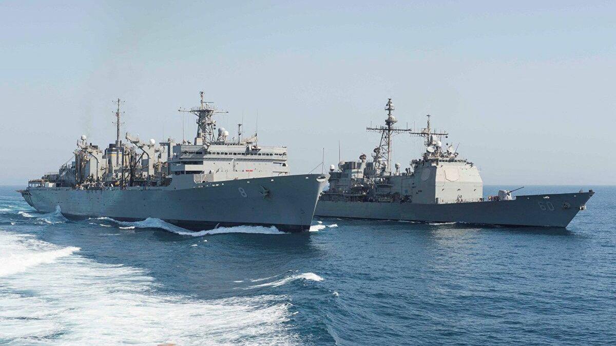 """حاملة الطائرات """"شارل ديغول"""" تصل إلى البحرين للمشاركة في مهمة """"كليمنصو21"""""""