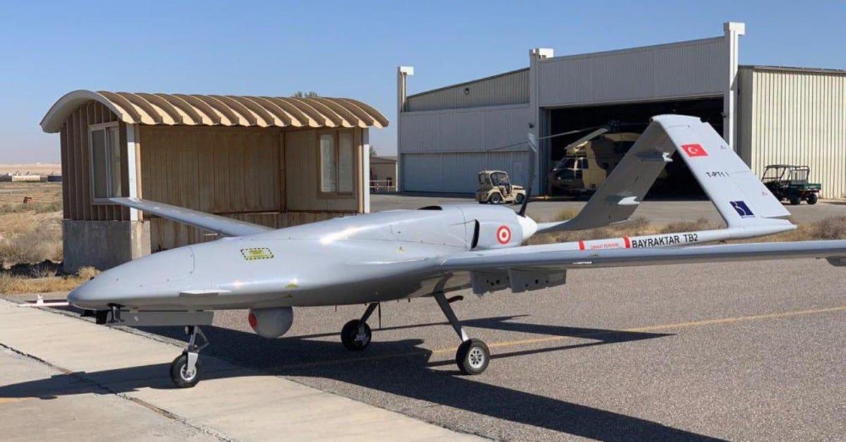 ظهور طائرات مقاتلة تركية بدون طيار في أوكرانيا يقلق روسيا