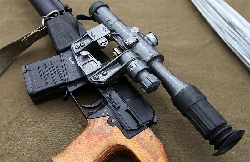 """بندقية القنص الروسية """"فينتوريز ..تعرف على مميزاتها"""