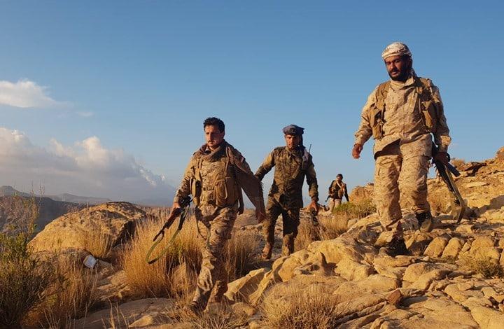 معارك شرسة بين الجيش اليمني والحوثيين بتعز
