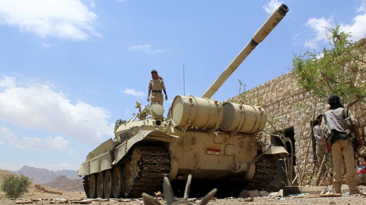 انفجار مخزن للسلاح وسط صنعاء وخسائر فادحة للحوثيين في مأرب