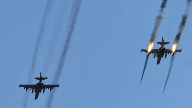 ما زال التصعيد سيد الموقف..روسيا تنقل أكثر من 50 طائرة حربية إلى القرم