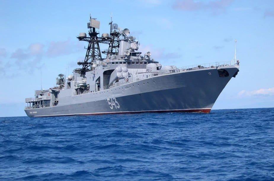 اختبار سلاح البحرية الروسية ينتهي بالفشل بعد فشل صاروخ كروز تجريبي