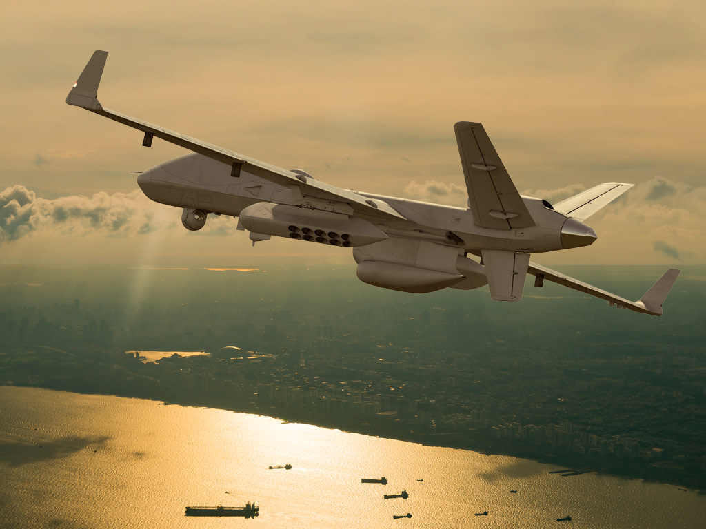 أستراليا تشتري طائرات بدون طيار قتالية بقدرات ضربات جوية خطيرة