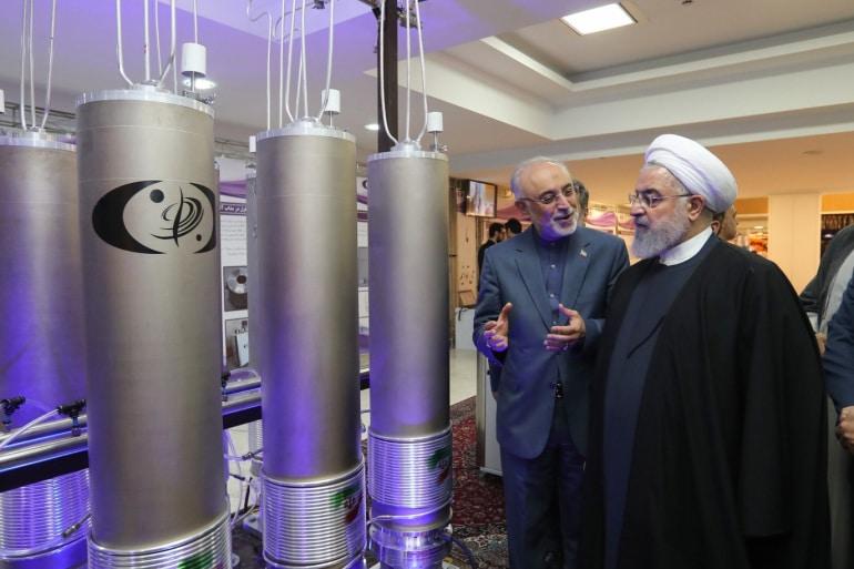 إيران تستخدم تخصيب اليورانيوم وسيلة للإبتزاز الدولي