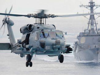لوكهيد مارتن تبرم عقد لشراء طائرات هليكوبتر MH-60R مع كوريا الجنوبية