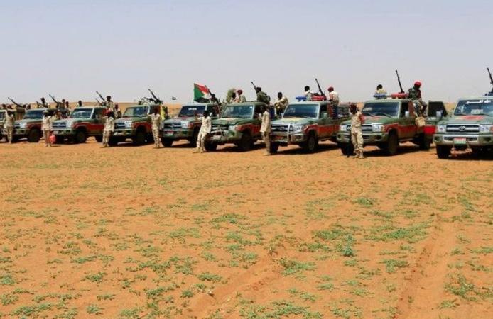 أنباء عن إشتاباكات بالأسلحة الثقيلة بين الجيش السوداني والأثيوبي والسودان ينفي