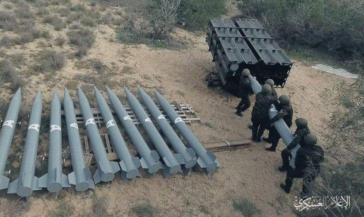ما هو الصاروخ الجديد ذو القوة التدميرية الكبيرة الذي إستخدمته حماس ضد إسرائيل؟
