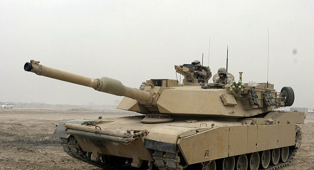 أستراليا تشتري أحدث نسخة من دبابة أبرامز