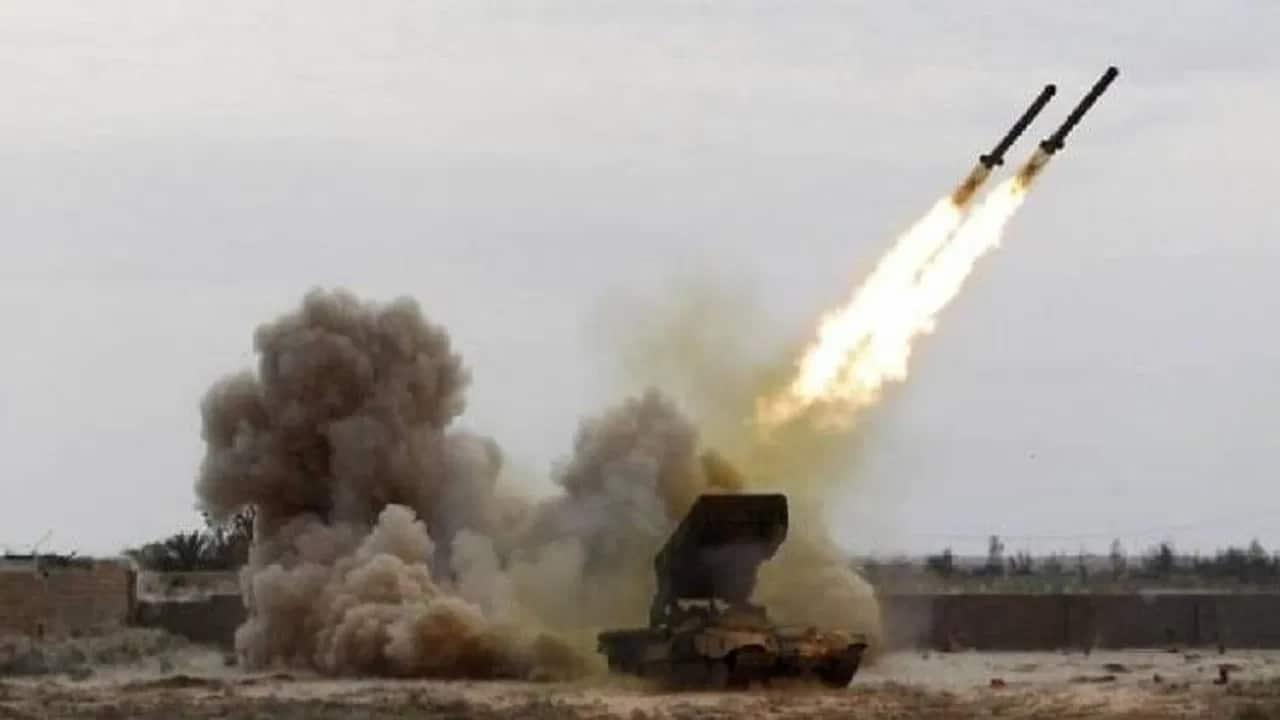 تدمير طائرات مسيرة وصاروخ باليستي إستهدف الأراضي السعودية فجر اليوم