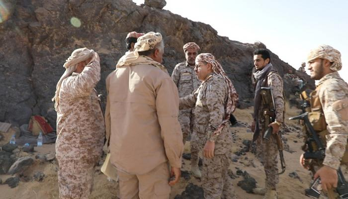 الجيش اليمني يحرز تقدمًا في مواجهة الحوثيين غربي مأرب ويستعيد مواقع الكسارة