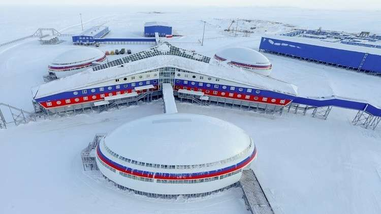 روسيا تزيد تواجدها العسكري وطموحاتها الإقتصادية في القطب الشمالي والناتو قلق