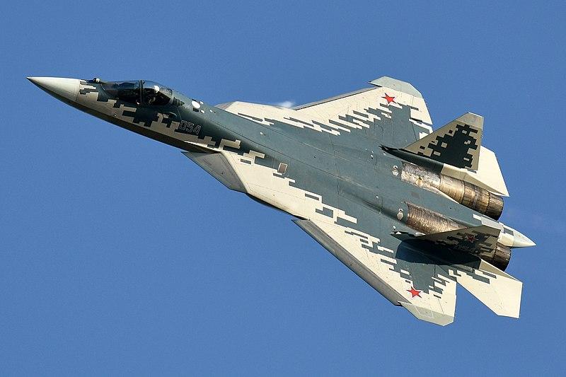 مقاتلات Su-57 الروسية تصدر صوتًا غامضًا ومخيفا أخاف سكان موسكو