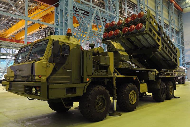 """منظومة """"إس-350"""" الروسية تدخل الخدمة في جنوب روسيا"""