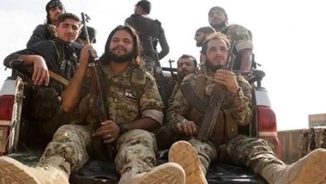 مرتزقة ليبيا قنبلة موقوته تهدد إفريقيا بأكملها وتسعى للتقسيم