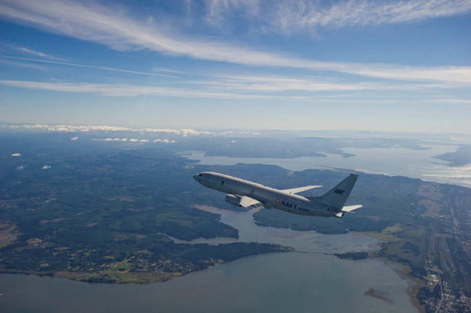 الولايات المتحدة توافق على بيع الهند طائرات دورية من طراز P-8