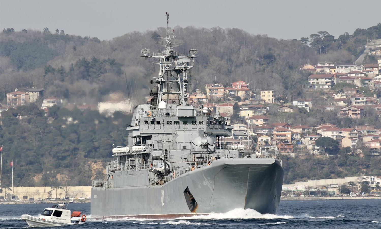 أبو ظبي تزود البحرية الإماراتية بسفن استطلاع جديدة بـ950 مليون دولار