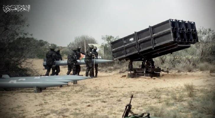أهم الصواريخ التي تمتلكها كتائب القسام ومدى فعالياتها وقوتها
